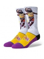 STANCE LBJ BIG HEAD MULTI L