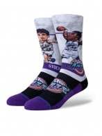 STANCE MALONE BIG HEAD PURPLE L