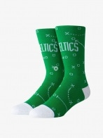 STANCE CELTICS PLAYBOOK GREEN L