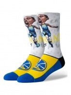 STANCE DURANT BIG HEAD BLUE L