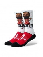 STANCE HARDEN BIG HEAD RED L