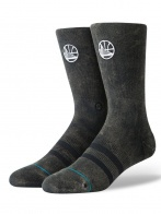 STANCE WARRIORS BLACKTOP BLACK L