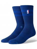 STANCE NBA HOVEN CREW BLUE L